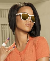 as seen on Rihanna