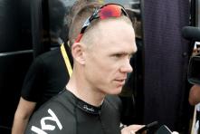 Chris Froome wears Oakley RadarLock Path Tour de France