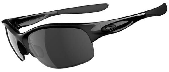 $260 Oakley COMMIT® SQ SKU# 03-781 Color: Polished Black/Black Iridium