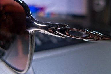 Oakley Crosshair 2.0 detail view