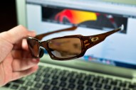 $170 Oakley Fives Squared Root Beer/ Dark Bronze SKU#OO9238-07
