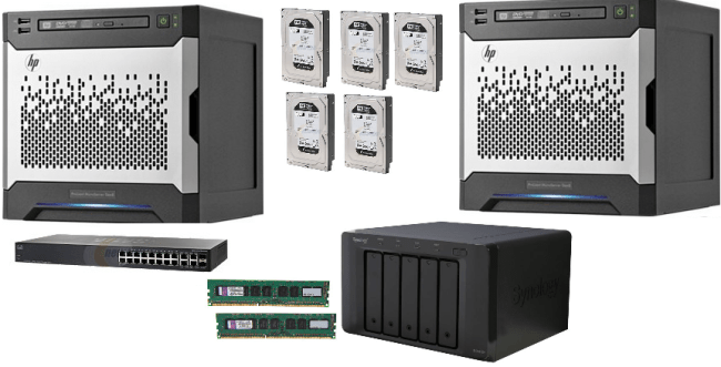 The Ultimate Home Lab