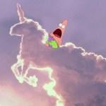 Riding the FUDicorn into the sky