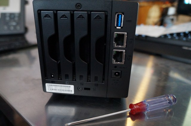 All SSDs are now mounted and inserted