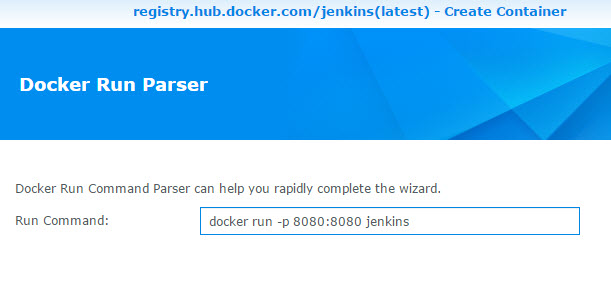 how how to run linux commands in docker