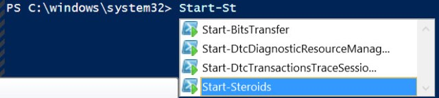 start-steroids-intellisense