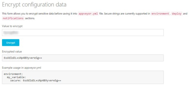 encrypt-config-data-appveyor-example