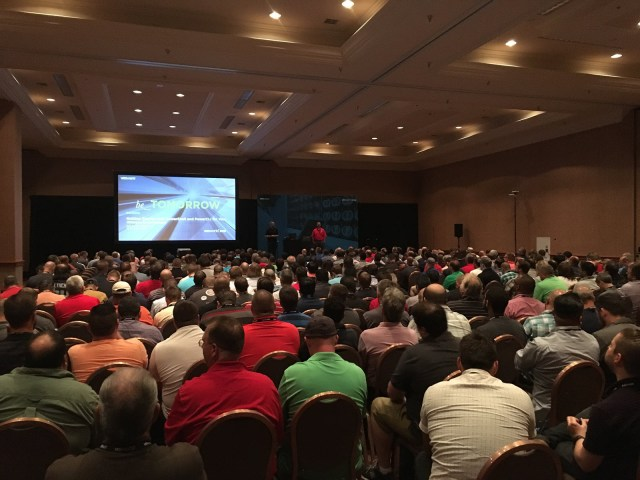 A sincere thank you to everyone who attended my sessions!