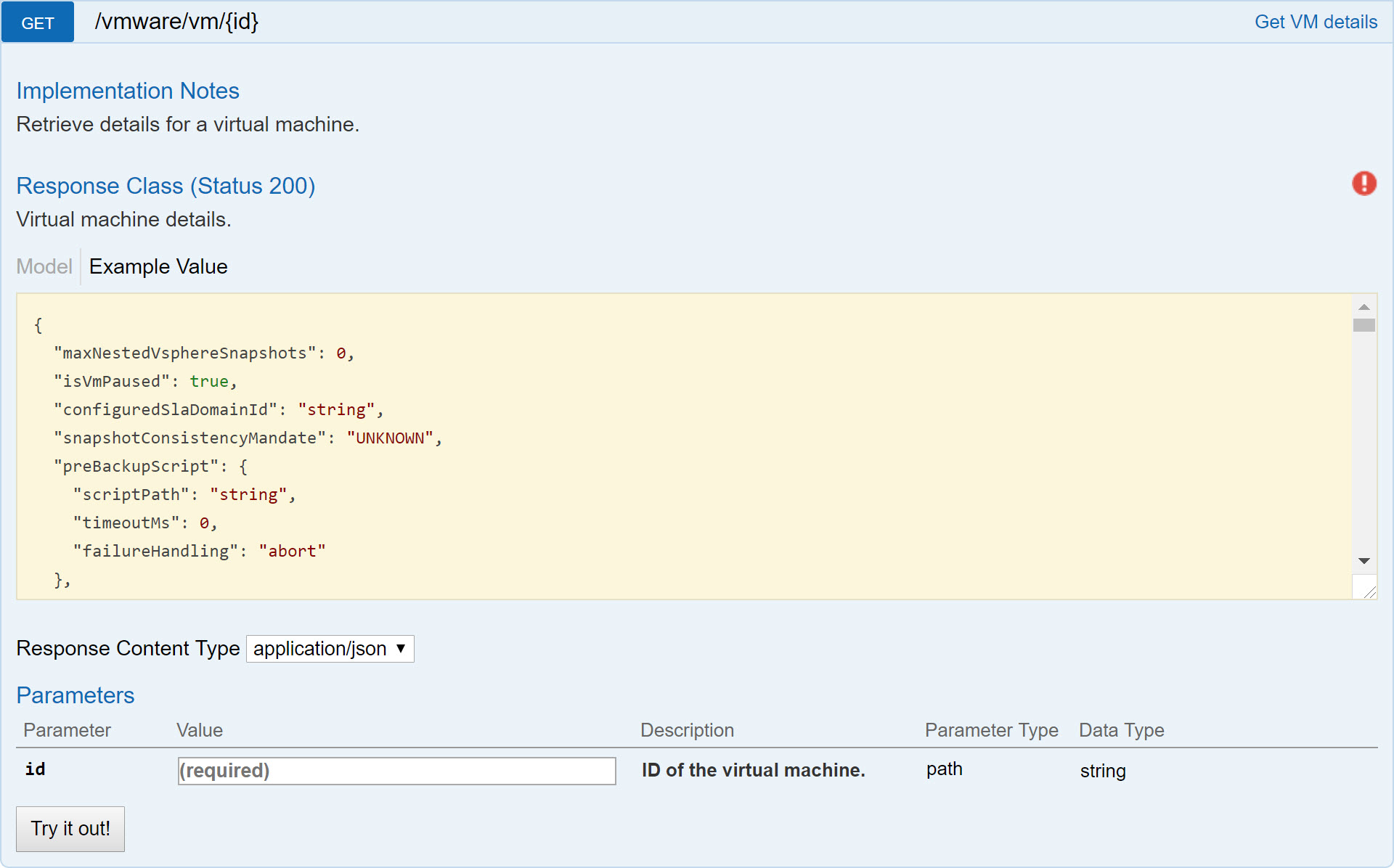 Working with RESTful API Query, Body, and Path Parameters - Wahl Network