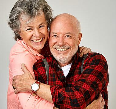 Margie & Bill