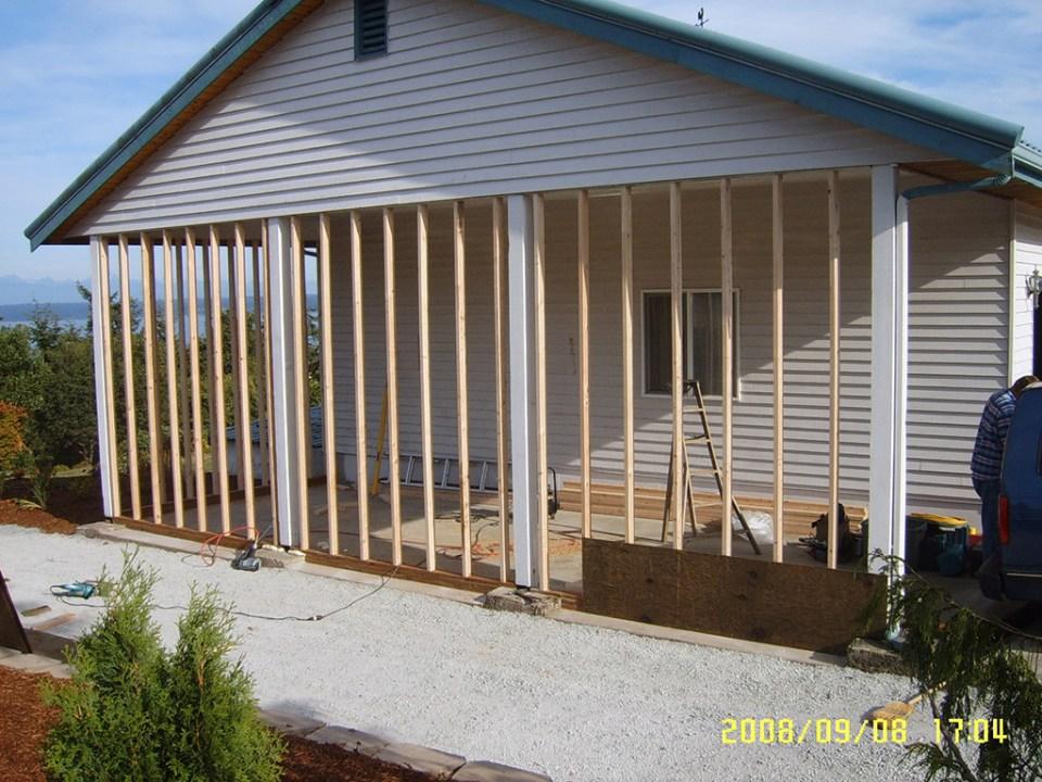 garage addition | quality remodeling & carpentry, llc