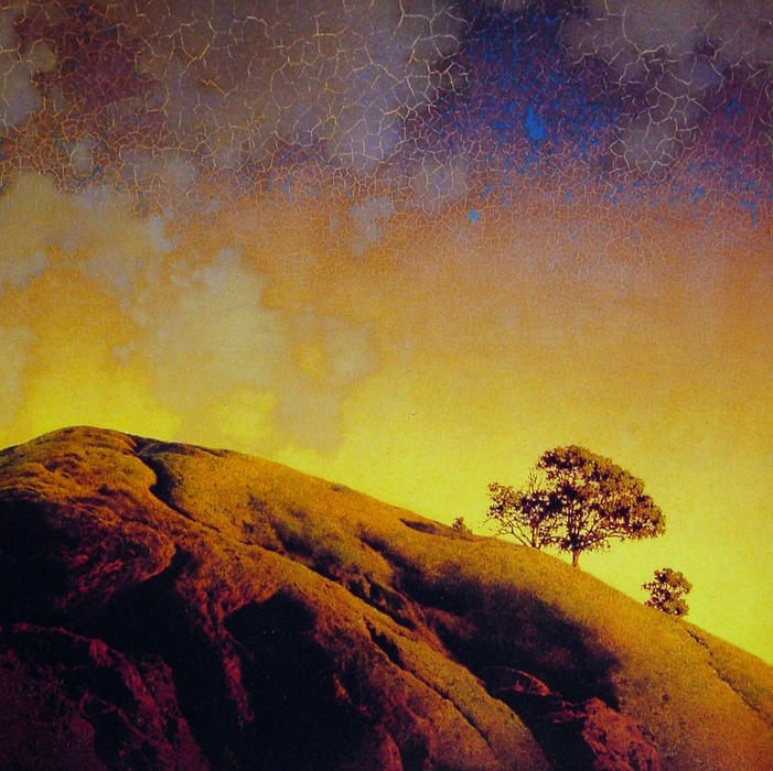 Cobble Hill by Maxfield Parrish (1870-1966, United States) | | WahooArt.com