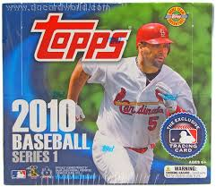 2010 Topps Cleveland Indians Baseball team set