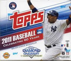 2011 Topps Cleveland Indians base set