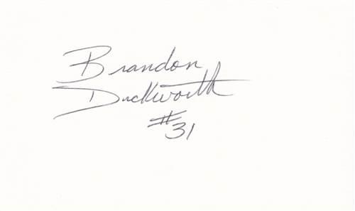 Brandon Duckworth