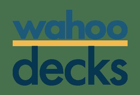 Wahoo Aluminum Decking Logo Transparent