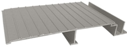Aridek Granite Color Aluminum Decking