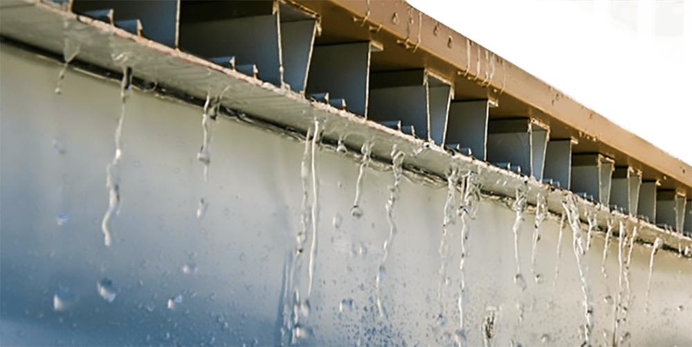 Dryjoist EZ Waterproof Deck System for deck waterproofing