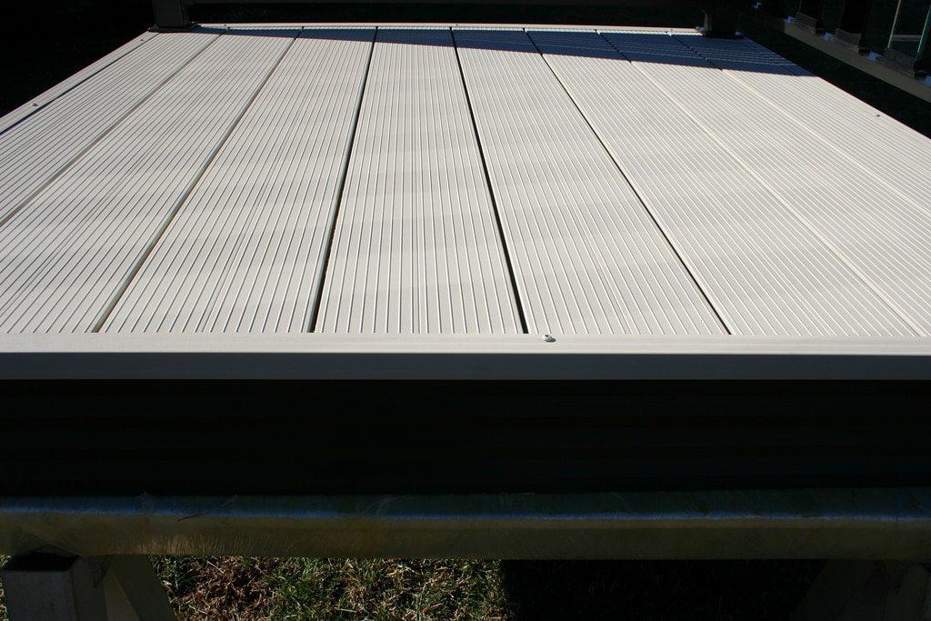 Aluminum Decking Amp Deck Rail Interlocking Aluminum