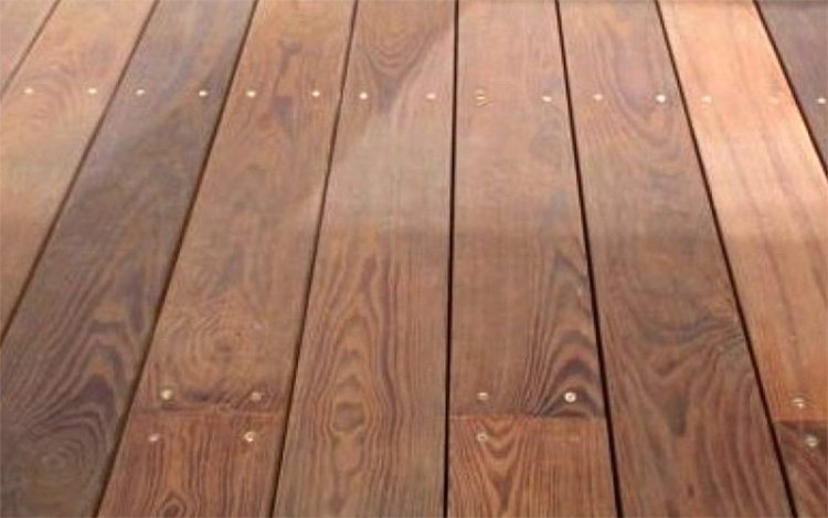 Rockwood Timber Group Thermally Modified American Hardwoods and European Softwoods Rockwood Ash Deck