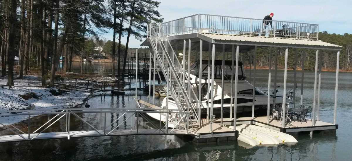 Wahoo's Dock of the Month – December 2013