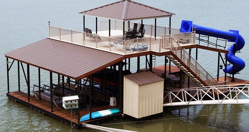 wahoo docks custom slip docks 02