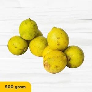 Tips Menghilangkan Bau Amis Pada Ikan - Rendam dalam lemon