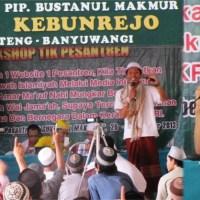 Pesantren Banyuwangi Belajar TIK