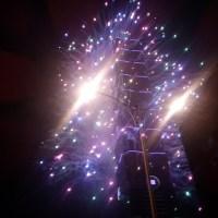 Tahun Baru di Taipei 101