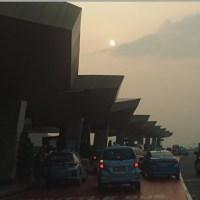 Mengejar Matahari Pagi ke Bandara Soetta