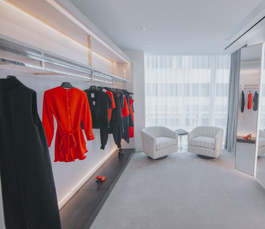 Personal Shopping Suite - Holt Renfrew Vancouver