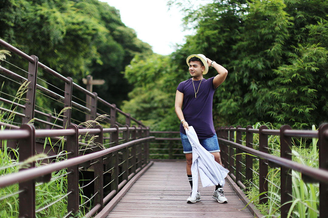 Cute Boys Asia + Yangming Shan Mountains + Canadian Influencer + Fashion Icon Canada + Mens Fashion + Travel in Style + Visit Taiwan + Elle Taiwan + Vogue Taiwan + Fashion Blogger + Influencer +www.waichingswall.com_1