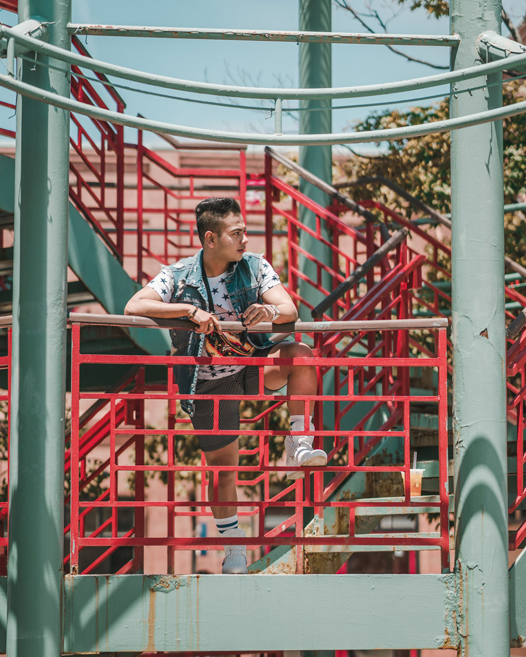 Jonathan Waiching Ho + Canadian Travel Blogger + Popular Fashion Blogger in Vancouver Canada + Mens Influencer