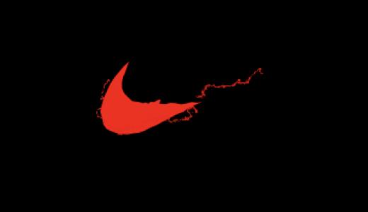 ナイキの電撃ロゴアニメーション作ってみた【Aftereffectsトレーニング】