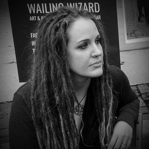 Rebecca Magar - a.k.a. Wailing Wizard