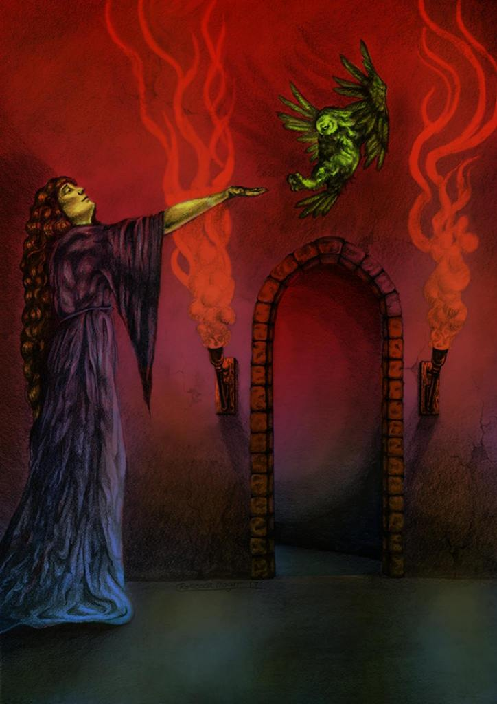 Kirti Kalyan - Collaboration and Color of Witch Art