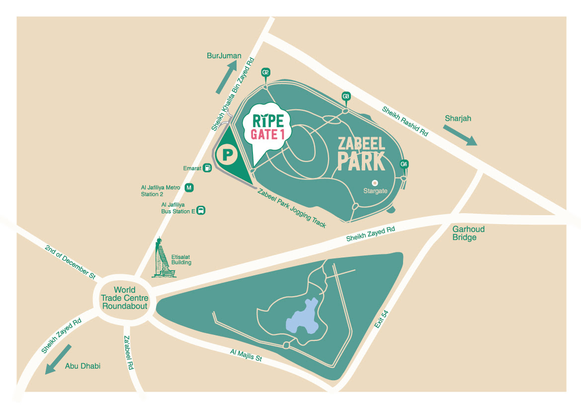zabeel-park-map