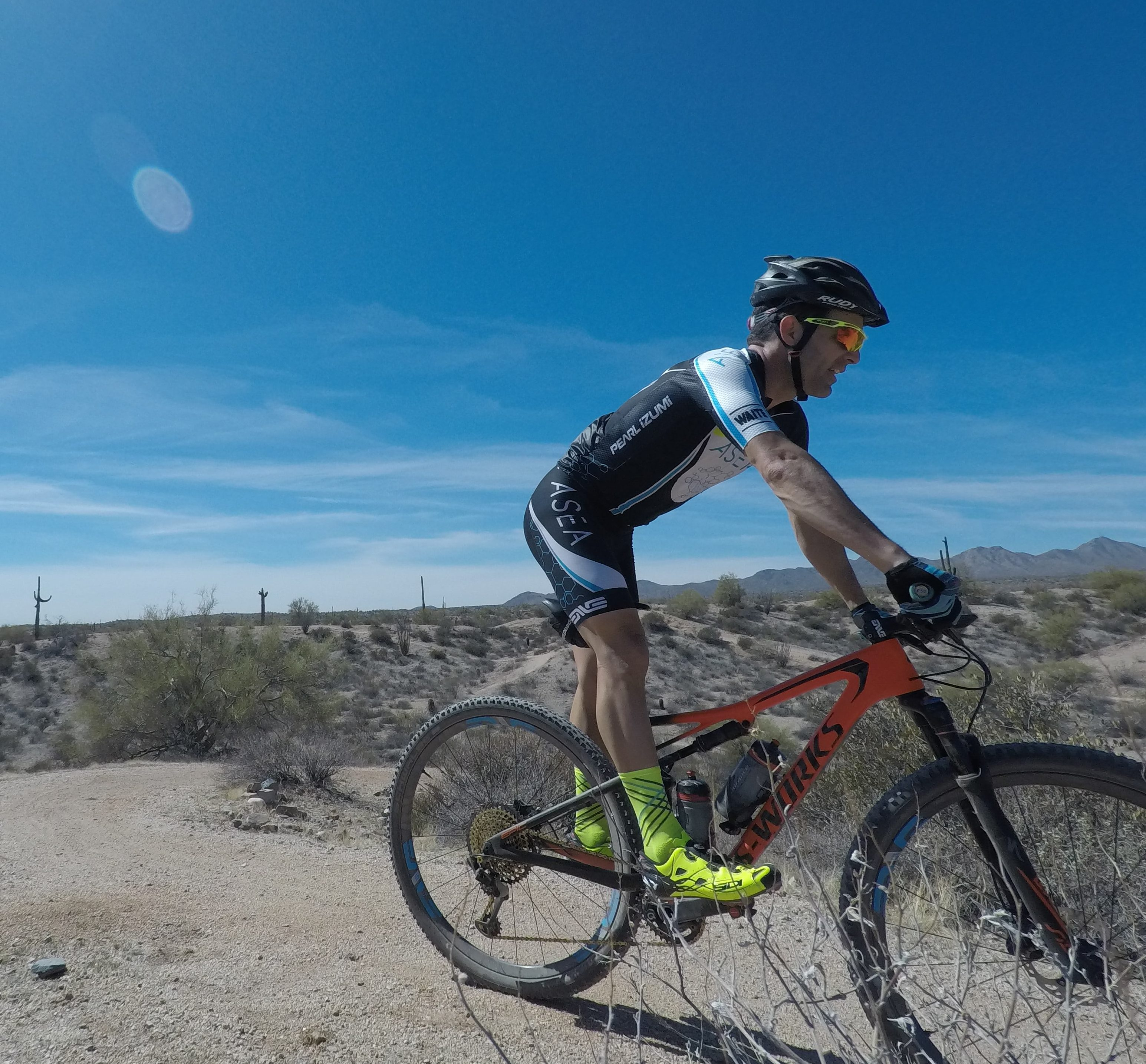 2018 Cactus Cup Fat Tire 40 Report