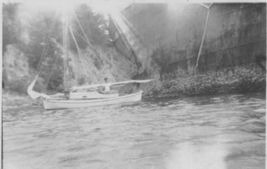 Wreck of Rewa, Moturekareka Is.
