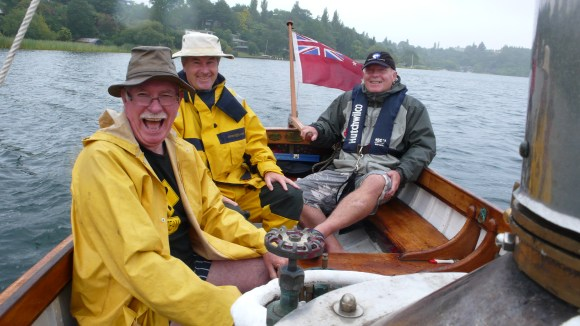 L>R - Russell Ward, Murray Deeble , Alan Houghton