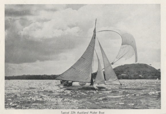 Mullet Boat 22'
