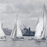 4 Classic Yachts - Sailing Sunday