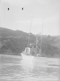 MANANA III - CAPE BRETT c1940s
