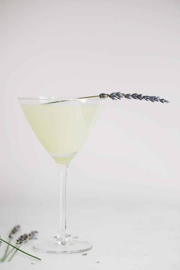 Lemon Lavender Martini Waiting On Martha