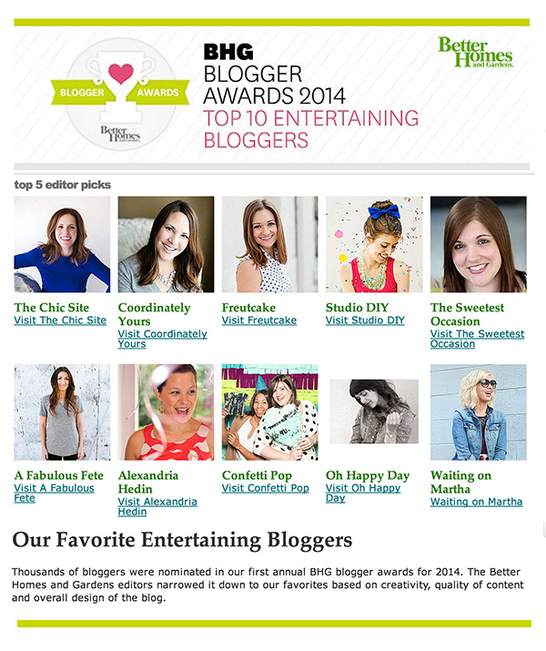 top entertaining blogs