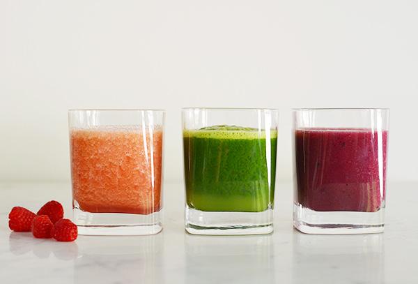Juice Recipes from Waiting On Martha