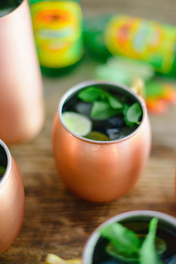 Mint Moscow Mule Recipe, Waiting On Martha