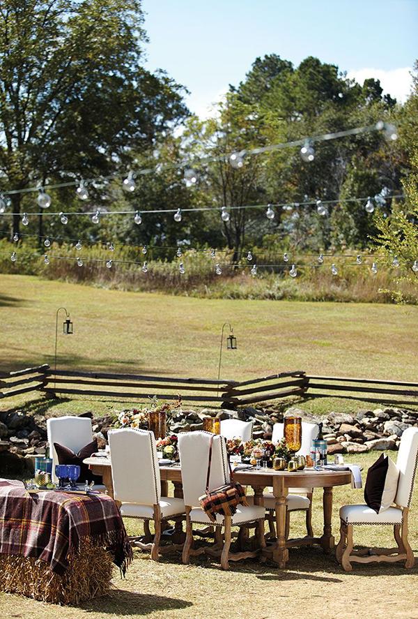 Thanksgiving Table, Waiting On Martha