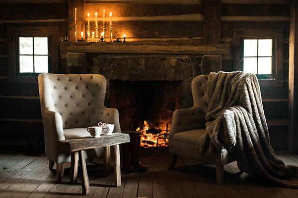 Holiday decor, Waiting on Martha