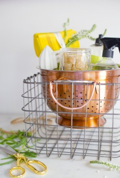 Gift Basket Ideas from Waiting On Martha